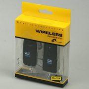 Wireless Trigger for Nikon F5 , F6, F100, F90, F90X, D1, D1H, D1X, D2, D2H, D2X, D100, D200, D300, D700, D3 Kodak DSC-14N, Kodak DSC-SLR Fuji S3 Pro, S5 Pro N1R-0