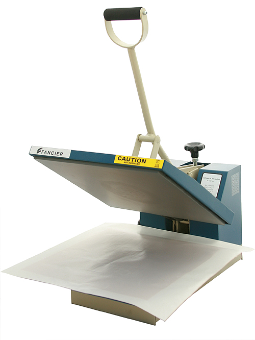 digital heat press