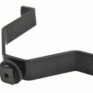 Triple Mount Hot Shoe V Mount Bracket for Video Lights, Microphones or Monitors VBrack3-1406