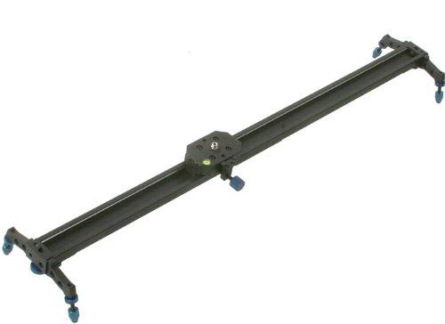 """80CM 31"""" Ball Bearing DSLR Camera Video SLIDER Track Dolly Slider Video Stabilizer DSLR Camera Slider H3-80CM -0"""