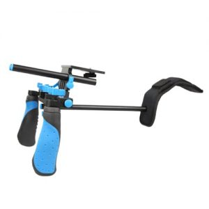 DSLR Rig Shoulder Mount Rod Support Rail System RL02R-331