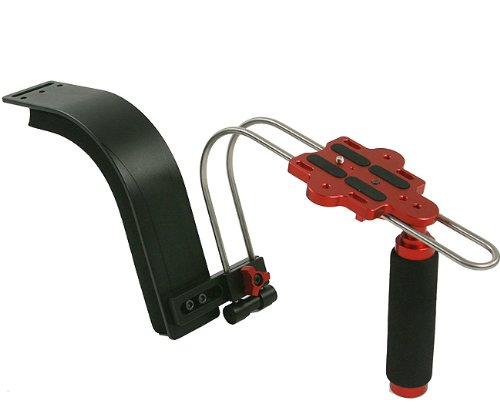 DSLR Camera Video Shoulder Stabilizer Support System CXS-1 -0