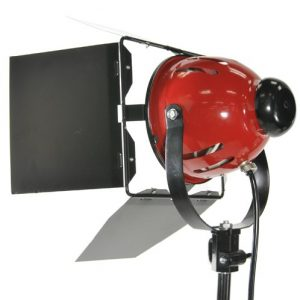 2400 Watt Barndoor Video Lighting Kit Light Kit-216