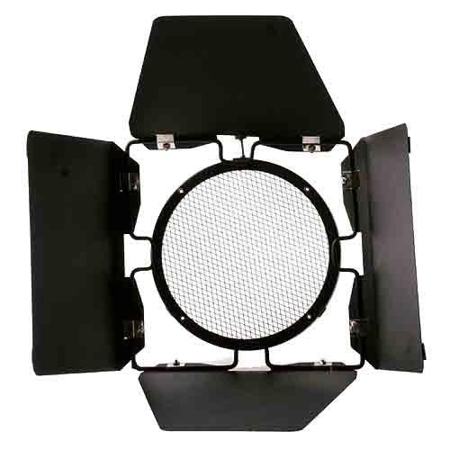 Tungsten Light Barndoor FL100R-Barndoor-0