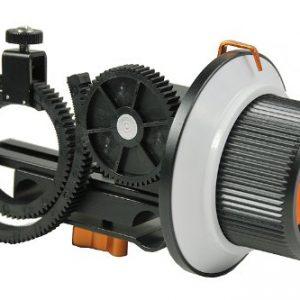 DSLR Shoulder Rig Follow Focus FF for 15mm rod support Nikon, Canon FF1O-0