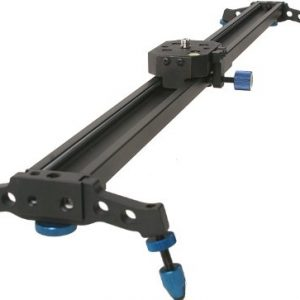 46'' 120cm Camera Track Dolly DSLR Camera Slider Ball Bearing Stabilization for DSLR DV H3-120 -0