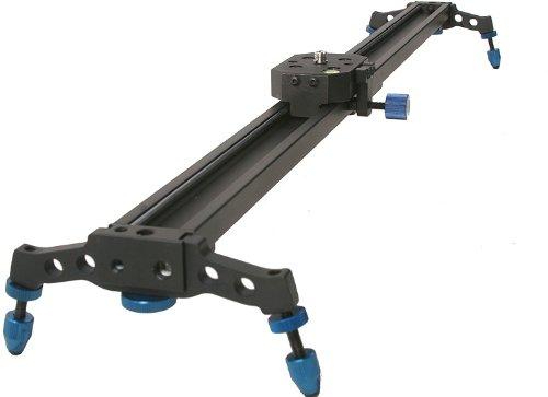 46'' 120cm Camera Track Dolly DSLR Camera Slider Ball Bearing Stabilization for DSLR DV H3-120 -0