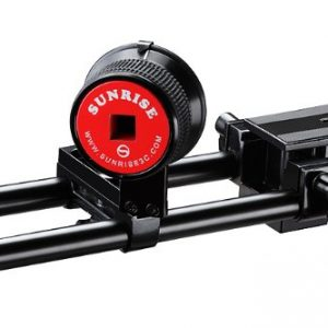 Sunrise Digital DSLR Video Photograpy Rail System 15mm Rod Rig with Follow focus Kit SR201A-1141