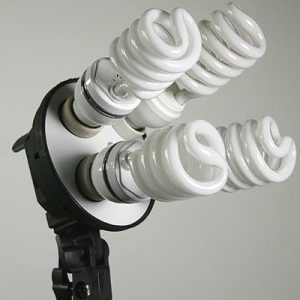 H9004SB-1012W Muslin Support Boom Hair light Stand with 3 Softbox Photography Video Lighting Kit - 10x12 (White)-1388