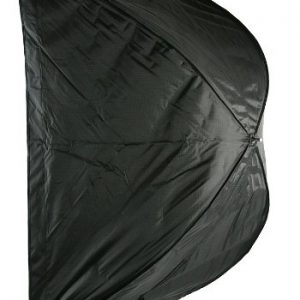 """Photography Umbrella type Softbox 24"""" x 36"""" with Grid for Canon Nikon or Alien Bees 6090GD -1269"""