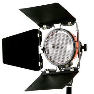 Tungsten Light Barndoor FL100R-Barndoor-1513