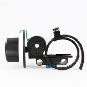 DSLR Shoulder Support Steady Rig 15MM Mount Follow Focus RL02F-364