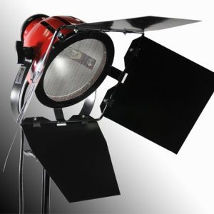 2400 Watt Barndoor Video Lighting Kit Light Kit-215