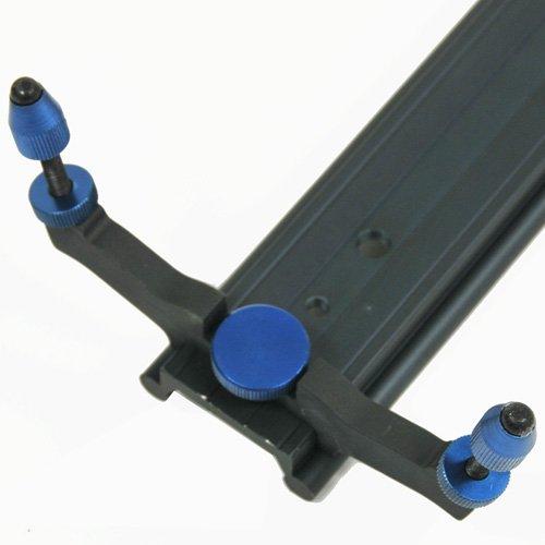 """39"""" Inch DSLR Camera Slider Track Dolly Slider Video Stabilization System HSLD2-100 -1650"""