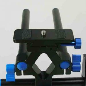 DSLR Rig Chest Camera Stabilizer Mount Follow Focus Matte Box for 5D, 7D, 60D, T2i, T3i, 550D RL002FM-1147