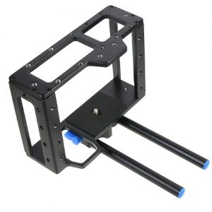 Video DSLR Stabilizer Cage with 15MM Rods for Follow Focus RCage-0