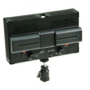 Professional LED Light 312 LED Bi-Color Changing Dimmable LED Video DSLR Camera Light Panel LED312-921