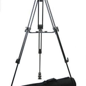 Fancierstudio Professional Video Camera Tripod FC-370 Pro Video Camera Tripod with Fluid Head By Fancierstudio FC-370-0