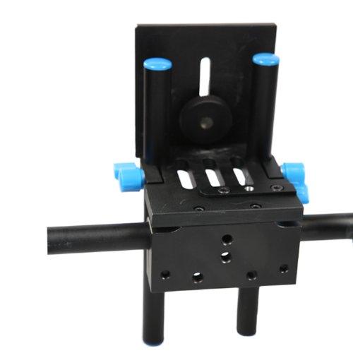 DSLR Rig Shoulder Mount Rod Support Rail System RL02R-329