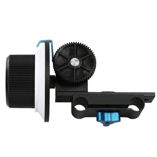 DSLR Shoulder Support Steady Rig 15MM Mount Follow Focus RL02F-370