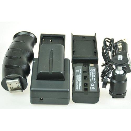 Professional LED Light 312 LED Bi-Color Changing Dimmable LED Video DSLR Camera Light Panel LED312-924