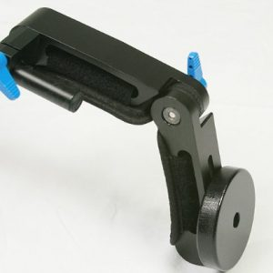 DSLR Camcorder Steady Shoulder Support Rig Mount Cinema Kit w/ Follow Focus, Counter Weight-1620