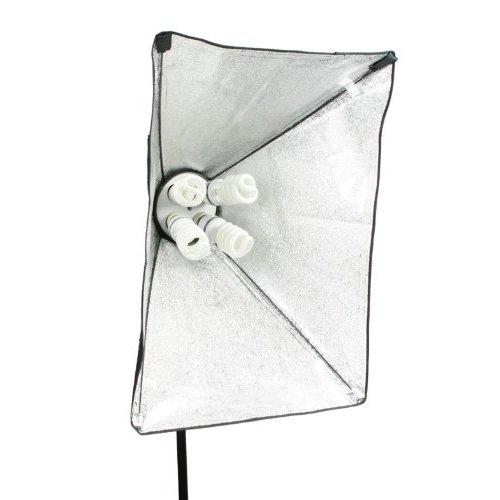 2000 Watt Lighting Kit With Boom Arm Hairlight Softbox Lighting Kit 9004SB-812