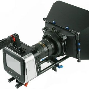 Top Handle Camera Cage For Black Magic Camera Video Movie Camera Follow Focus BMC-M -1689
