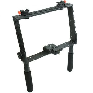 Handheld Professional DSLR Camera Video Cage for Nikon, Canon A033Cage-1157