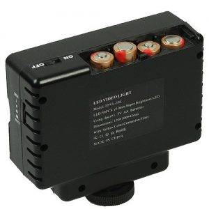 Professional 30 LED Video Light on Camera Video Photography Studio Shoe Mount LED Lighting CN30-882