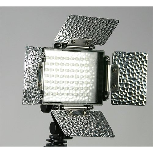 Led Light Panel Rechargable Battery 70 Ultra Bright Camera Video Dv Camcorder Light Lighting Hotshoe Mount Camcorder Video Light - 5600k DV70-894