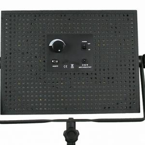 2 x 1200 LED Video Lite Panel Dimmable Photo Studio Video Lighting LED Panels & Stands-1529