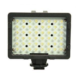 Professional 30 LED Video Light on Camera Video Photography Studio Shoe Mount LED Lighting CN30-884