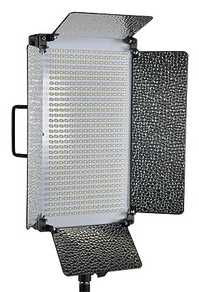500 LED Light Panel V Mount Bi Color Led Light Panel Led Video Light Video Lighting By Fancierstudio FL500BI-1094