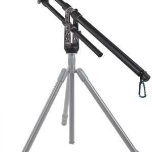 Portable DSLR Mini Jib Crane Video Camera Jib Video Jib Arm with 2 QR Plates EA-500A -0