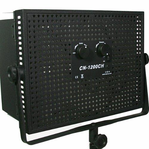 1200 LED Bi Color LED Photography Video Lite Panel Color Changing LED Video Panel-1609