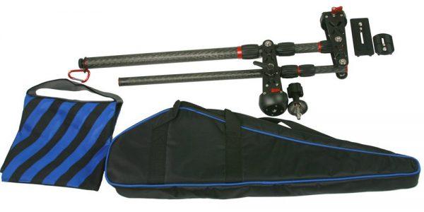 4ft Portable Mini Carbon Fiber Crane Jib Arm Steadicam Camera DSLR Jib Crane EA-500C -1663