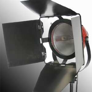 2400 Watt Barndoor Video Lighting Kit Light Kit-217