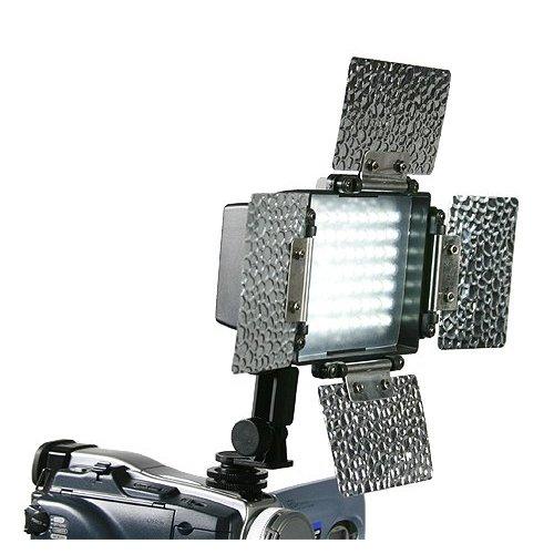 Led Light Panel Rechargable Battery 70 Ultra Bright Camera Video Dv Camcorder Light Lighting Hotshoe Mount Camcorder Video Light - 5600k DV70-892