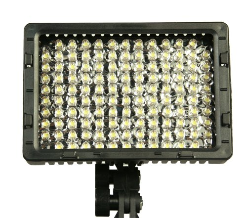 126 Dimmable LED Camera Light Led Camcorder Light Led Light Panel CN126A-405
