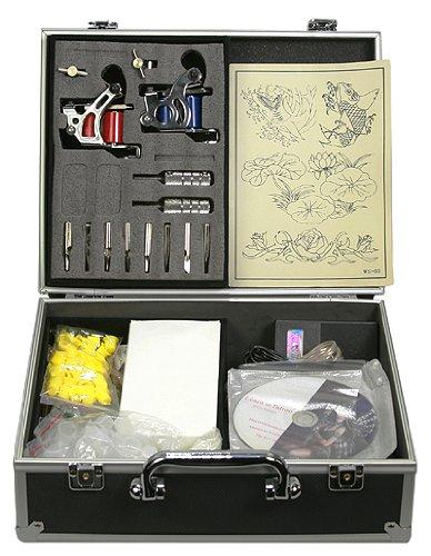 Tattoo Machine Gun Kit By Fancier R03 Tattoo Kit By Fancier Studio R03-0