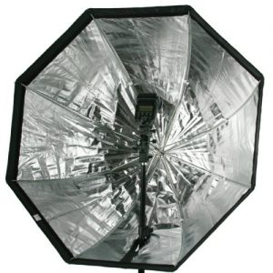 "Off Camera Photography Photo Studio Umbrella type 30"" Octogon Softbox for Canon Nikon or Alien Bees Softbox880 -1248"