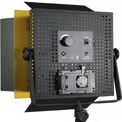 3 Panel 600 LED Lighting Kit Photograph Video Light Panel with Light Stand Kit Sony V Mount adapter-1576
