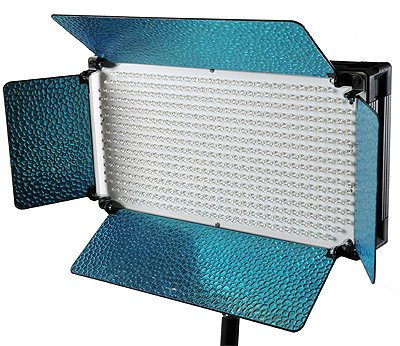 500 LED Light Panel V Mount Bi Color Led Light Panel Led Video Light Video Lighting By Fancierstudio FL500BI-1089