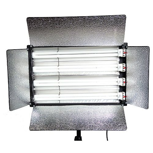 1100W Flat Panel Fluorescent Light Flo panel Flo light Video lighting FL455-0