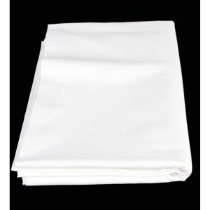 6x9 ft White Studio Portrait Photography Muslin Backdrop-287