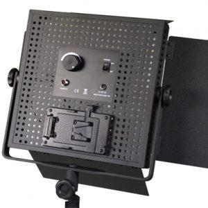 v mount battery plate