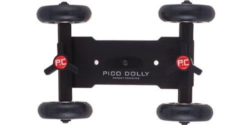 Pico Flex Skater Dolly DSLR Camera Floor Table Dolly Video Slider Track & Case by Fancierstudio PICODOLLY-603