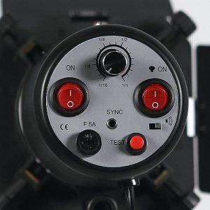 Fancierstudio PREMIUM Photography Studio Umbrella Softbox Lighting 3 Lights 3 Light Kit FAN023-473