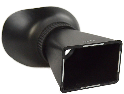 "Fancierstudio 2.8x 3"" 3:2 LCD Viewfinder V3 for Canon 60D 600D T3i LCD Viewfinder V3 By Fancierstudio LCDV3-554"